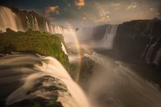 https://flic.kr/p/L8RXvJ | Iguazu Falls | Some new shots of this AMAZING area. With 275 #waterfalls scattered over 2.7km, and covered with stunning #jungle and wildlife. I don't think there can be a more spectacular waterfall on earth.