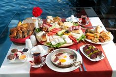 #Turkish #breakfast