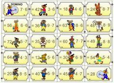 Matematika 1. osztály - Ibolya Molnárné Tóth - Picasa Web Albums First Grade Math Worksheets, 2nd Grade Classroom, Math Class, Math Activities, Second Grade, Archive, Album, School, Puzzle