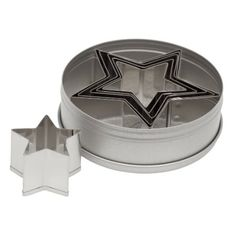 Amazon.com: Ateco 6-Piece Graduated Star Cookie Cutter Set: Kitchen & Dining