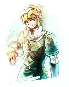 「ゼル伝まとめ5」/「シェロ」のイラスト [pixiv] Link Art, Skyward Sword, Link Zelda, Wind Waker, Iconic Characters, Twilight Princess, Illustrations, Narnia, Game Character