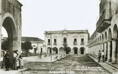 Palacio Municipal de Jalostotitlan Jalisco Mexico