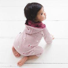 nOeser Zippy jumpsuit moths | Noeser babykleding