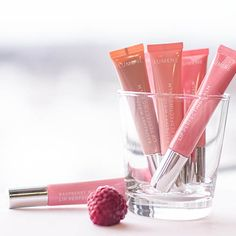 The new Lumene Raspberry Lip Perfecting Balm is irresistably delicious! http://www.lumene.com/raspberry-miracle-lips-and-eyes/lip-perfecting-balm #lumene