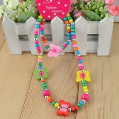 kids jewelry sets on sale at reasonable prices, buy w shipping Children jewelry best baby products!Wholesale children/kid jewelry set handmade butterfly necklace from mobile site on Aliexpress Now! Little Girl Jewelry, Kids Jewelry, Cute Jewelry, Jewelry Sets, Jewelry Watches, Body Jewelry Shop, Discount Jewelry, Bridal Fashion Week, All About Fashion
