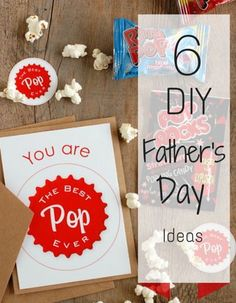 It's never the wrong season to celebrate the dads in your life. There are birthdays, Father's Day, Grandparent's Day, and well, just because. Everyone loves to get handmade cards – they mean so much and the time that goes into them is priceless. If you are looking for ways to celebrate the men in your life, check out 6 DIY ideas to make the perfect card, that will mean the most!