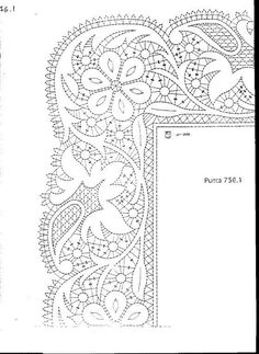 Lace Patterns, Bobbin Lace, Textile Art, Textiles, How To Make, France, Style, Cakes, Bobbin Lace Patterns