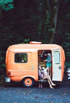 Camper van conversions that'll make happy with van girls 3