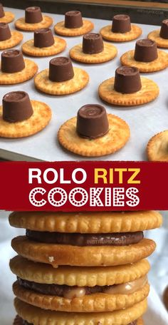 Quick and easy Ritz cracker recipes everyone will love! These Ritz cookies e3f22812bbed
