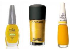 Cores para o verão - Amarelo