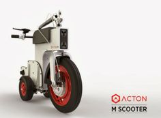 Acton M Scooter Soon in the Personal Mobility category! The amazing ACTON M-Scooter will arrive tomorrow on Wellbots. This foldable electric scooter has already been seen on the red carpets and in the streets with Will I Am, Suki Waterhouse or Kendall Jenner! So trendy émoticône wink https://youtu.be/LGfX9dmr2SI