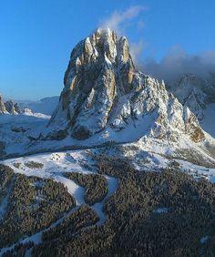 Dolomiti sud Tirolo Italy