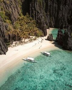 El Nido, Philippines For more visit www. Places To Travel, Travel Destinations, Places To Visit, Palawan Island, El Nido Palawan, Bohol, Philippines Travel, Philippines Beaches, Cebu