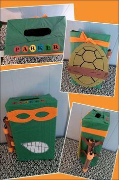 valentine box for boy idea 36