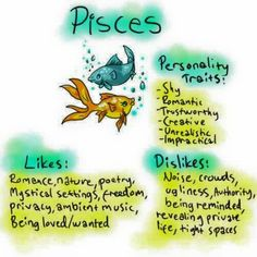 Discover and share Pisces Personality Quotes. Explore our collection of motivational and famous quotes by authors you know and love. Pisces Love, Astrology Pisces, Zodiac Signs Pisces, Pisces Quotes, Pisces Woman, My Zodiac Sign, Zodiac Facts, Pisces Compatibility, Astrology Signs