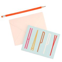Happy Greeting Card