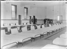 154092PD: Ward at the Claremont Asylum for the Insane, 22 August 1909.  http://encore.slwa.wa.gov.au/iii/encore/record/C__Rb4576447__SInterior%20of%20Claremont%20Asylum%20__Orightresult__U__X6?lang=eng&suite=def