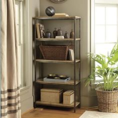 Durham Tall Bookcase   Furniture   Ballard Designs