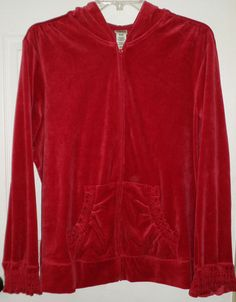 #ThePlusSide red plus size hoodie 2x