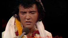 Elvis Presley - Always On My Mind - live - (Aloha From Hawaii) (HD) 1973...