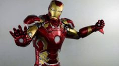 Avengers -Age of Ultron │Iron Man Actionfigur │ NECA - ABWTV unboxing
