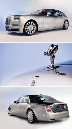 A thoughtful redesign of the marque's flag-ship model, it's not immediately apparent that this eighth-generation Rolls-Royce Phantom is a platform-up project Auto Rolls Royce, Voiture Rolls Royce, Bentley Rolls Royce, Rolls Royce Motor Cars, Rolls Royce 2018, Rolls Royce Phantom, Bmw, Rose Royce, Automobile