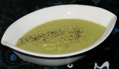 Green Bean Tarragon Soup