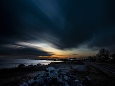 Night Sky at Sandy Hook by Joe Matzerath on 500px