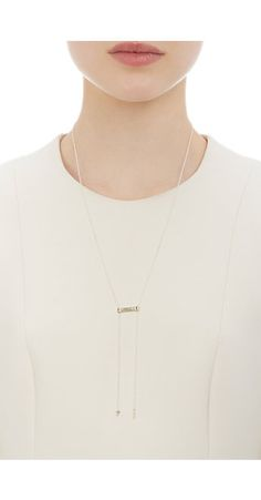 Loren Stewart Diamond, Gold & Sterling Silver Bolero Necklace -  - Barneys.com