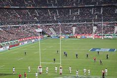 France - Irlande au stade de France.