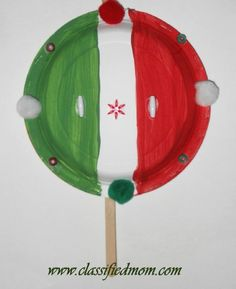 maracas craft for preschoolers | Classified: Easy and is best suited for children 3 and up.