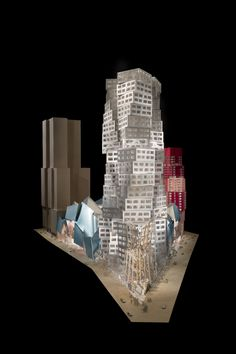 Frank Gehry's 'Miss Brooklyn' Renamed & Reconsidered  #architecture #Frank #Gehry Pinned by www.modlar.com