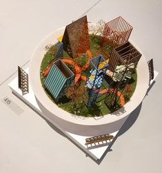 Alma-nac Architecture / Royal Academy Exhibition