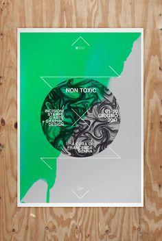 NON TOXIC by CAMPOSTABILE , via Behance