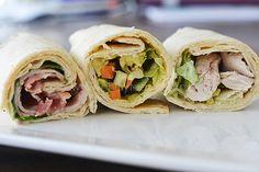 3x Lekkere Lunchwraps