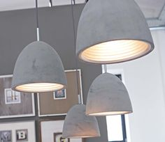 concrete lamp  http://www.impressionen.de
