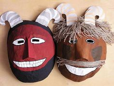 Carnival Activities, Activities For Kids, Crafts For Kids, Carnival Masks, Saint Nicholas, Paper Crafts, Costumes, Halloween, Christmas