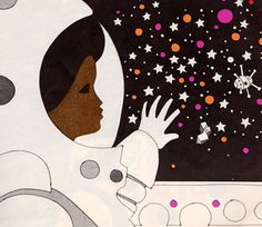 Blast Off by Linda C. Cain and Susan Rosenbaum, illustrated by Leo and Diane Dillon