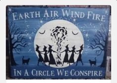 #Witch circle