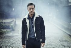 James McAvoy, 37, says his 'life has changed massively' since amicably splitting from his wife Anne-Marie Duff, 46, last May.