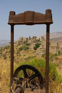 This is my Greece | Small village of Vathia, in Mani.