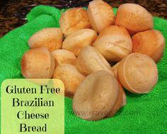 GF Brazilian Cheese Bread Recipe