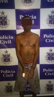 NONATO NOTÍCIAS: Homem foi preso  acusado de estupro  cometido  con...
