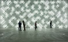 Robert Irwin, Light and Space, 2007, Courtesy MCASD