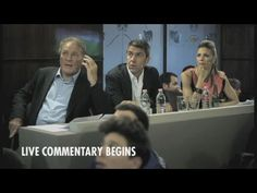 In Italy in 2012, Heineken asked some experts to commentate on the UCL game in a bar. but it was time-delayed without them knowing.  Planted people in the crowd shouted out what was going to happen next (they were told in ear-pieces) - spooking out the commentators!  Video seeded online and shared.