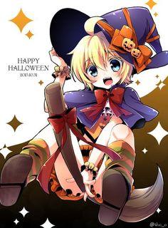 Happy Halloween ~ Mikaela Hyakuya: Owari no Seraph