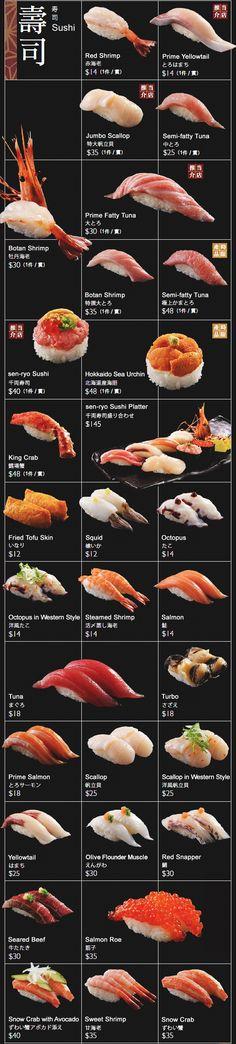 Best Sushi in HongKong SEN-RYO Shop B06B, Basement, The Sun Arcade, 28 Canton Road, TST, Kln* #HongKong
