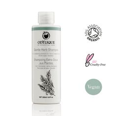 Gentle Herb Shampoo - 200ml