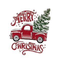 Shop Merry Christmas Rustic Truck christmas t-shirts designed by dedrick_duckett as well as other christmas merchandise at TeePublic. Christmas Red Truck, Christmas Paper, Christmas Shirts, Rustic Christmas, Vintage Christmas, Christmas Cards, Christmas Ideas, Christmas 2014, Christmas Crafts To Make