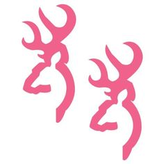 Pink Browning Symbols